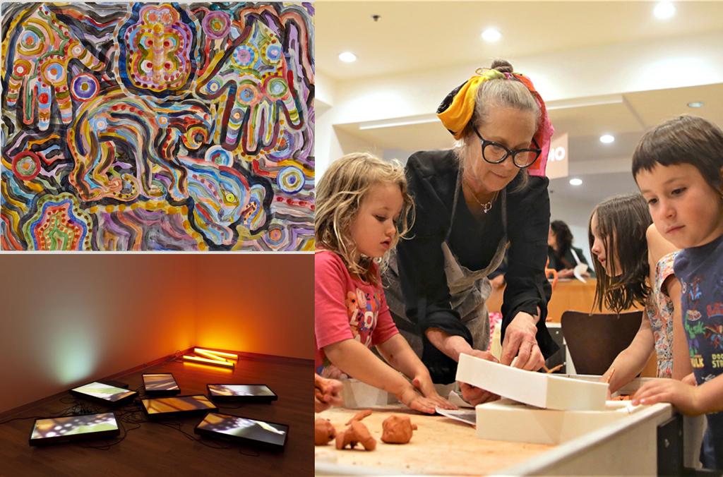 School Teacher Programs Santa Barbara Museum Of Art