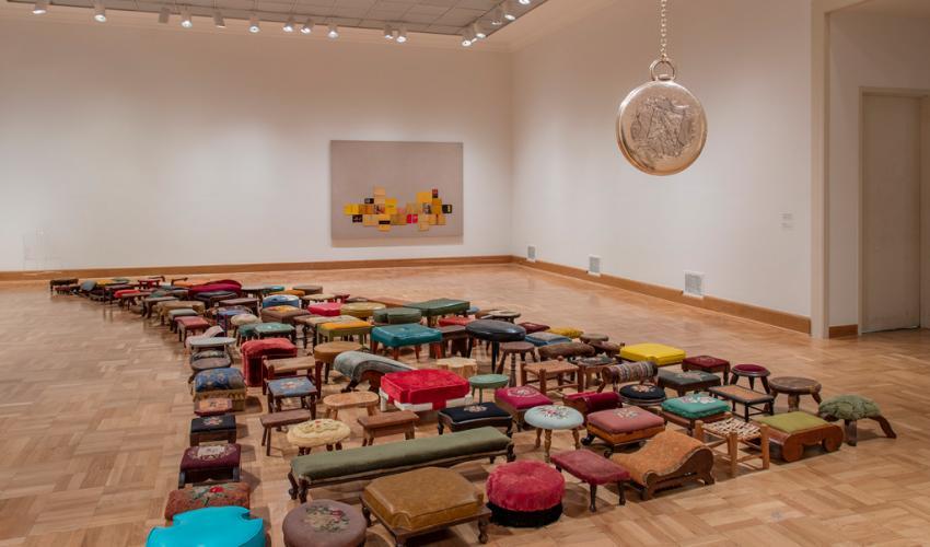 valeska soares any moment now santa barbara museum of art
