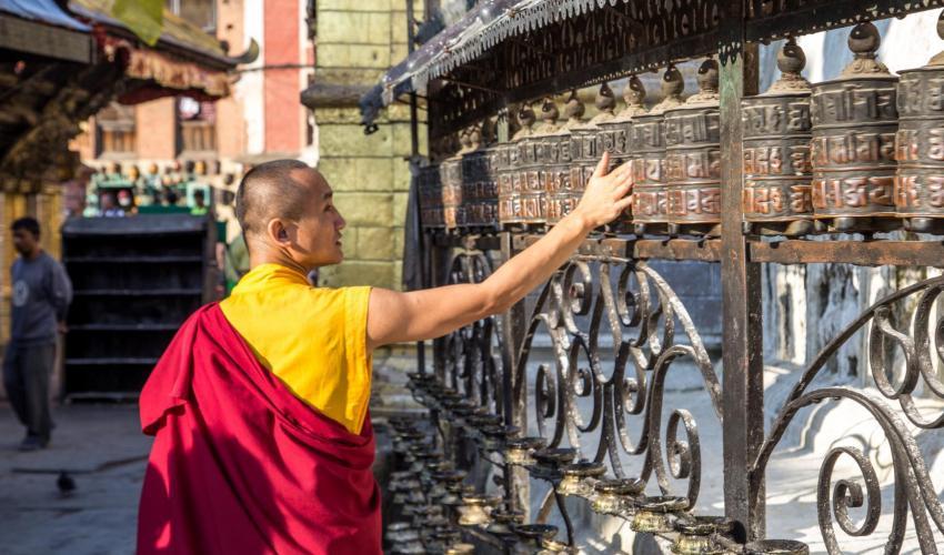 The Himalayas: Tibet, Nepal, and Bhutan | Santa Barbara ...