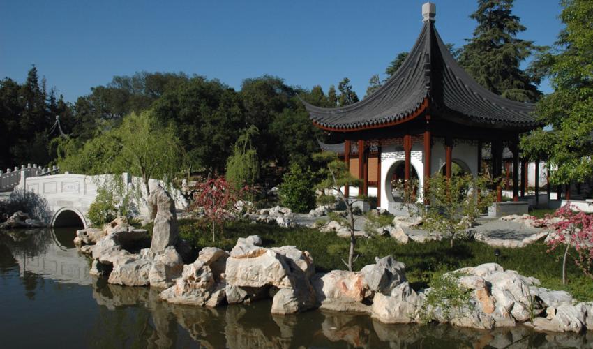 The Huntington Library Art Collections And Botanical Gardens Santa Barbara Museum Of Art