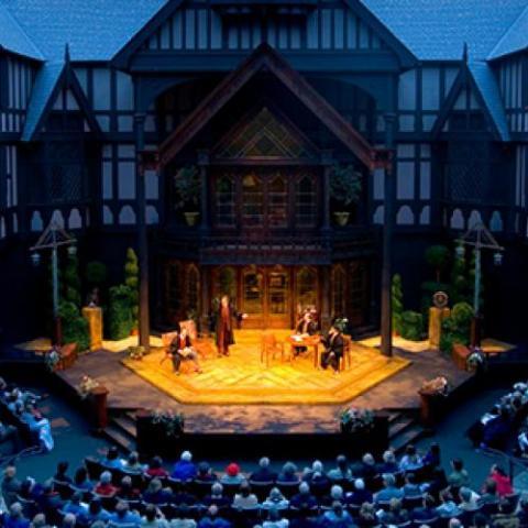 Elizabethan Theater, Ashland